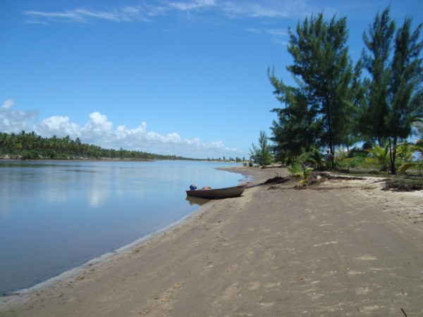 La tierra en la paradisíaca isla 3