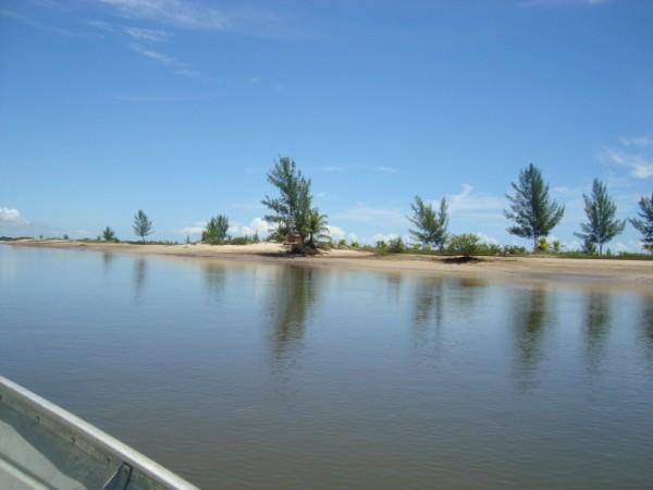 Terreno em ilha Paradisíaca 2