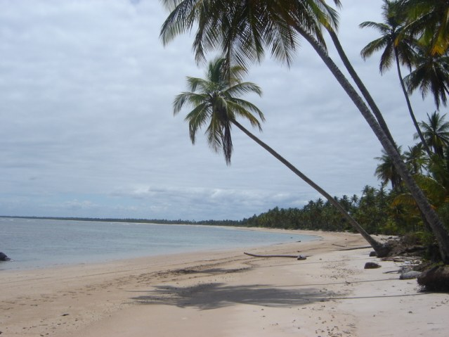 Praia do Pratigi 1
