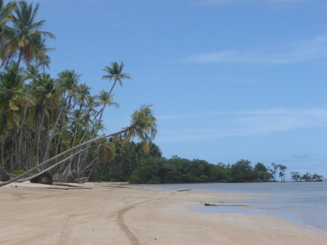 Praia do Pratigi 2