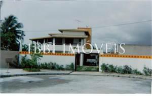 Linda casa com 4 quartos em Barra de Jacuípe