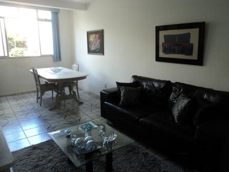 Apartamento de 2 quartos 1 suite com terraço em Brotas 9