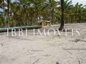 Plot of 7.5 ha beachfront in Canavieiras