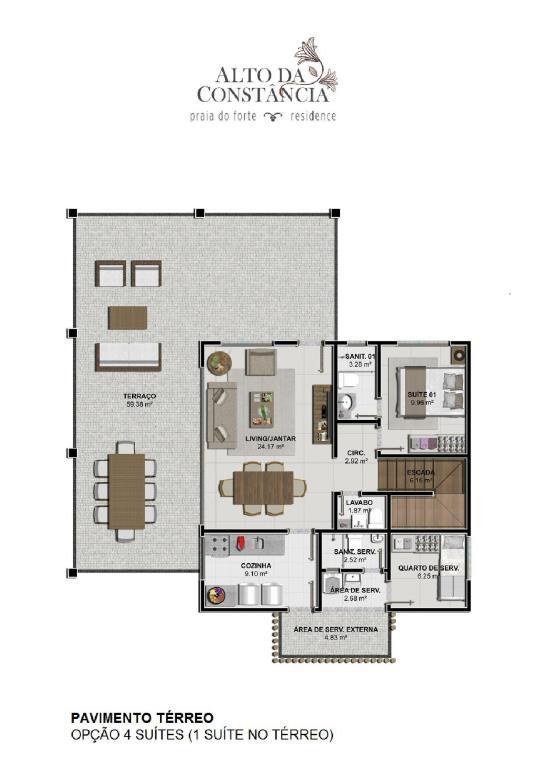 Alto Da Constancia Residence 6