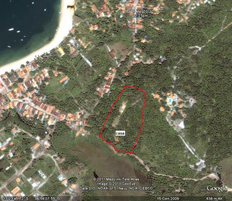 Wide Area Con La Casa 12