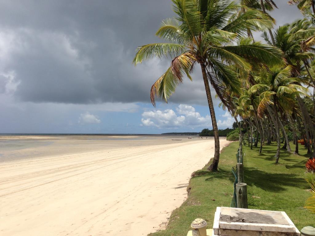 Ampla Área Próximo À Praia 1