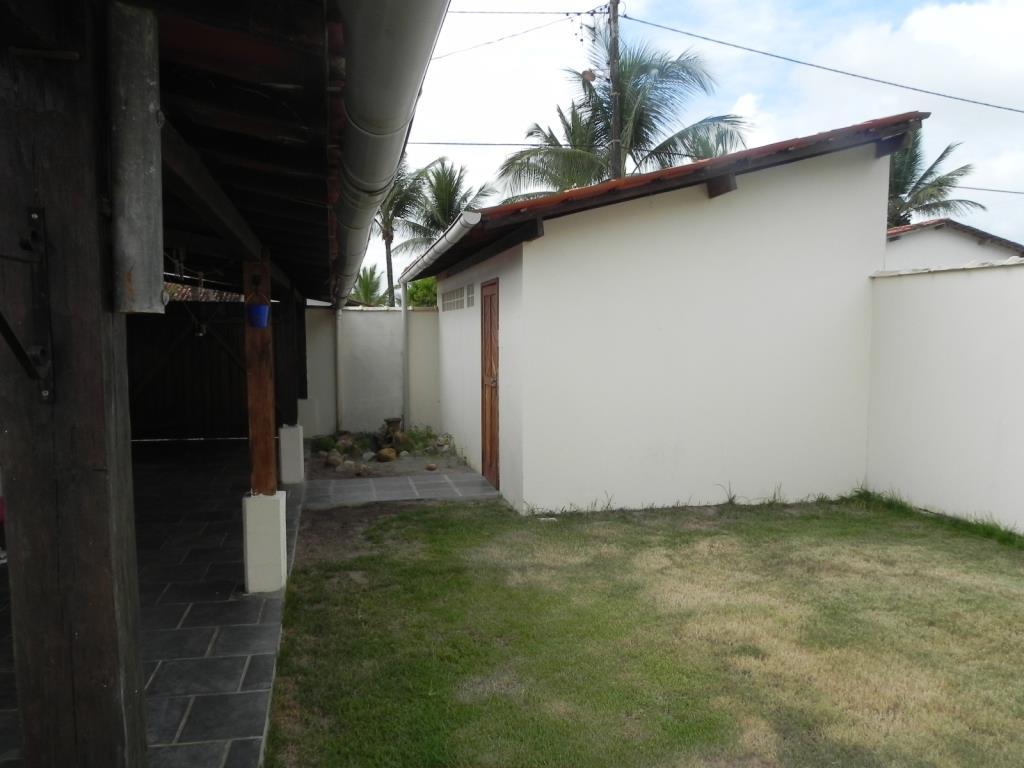 Ampla Casa De Praia Em  3