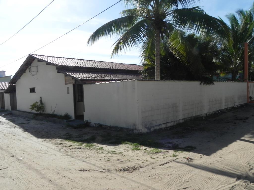 Ampla Casa De Praia Em  6