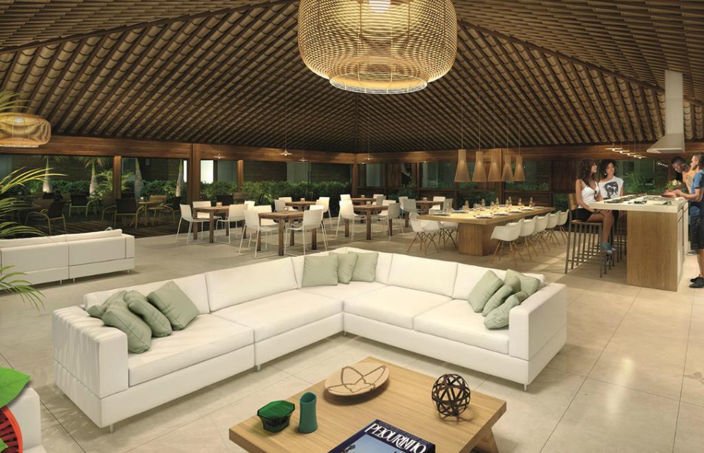 Apartamento Beira Mar Com Jardim Privativo 13