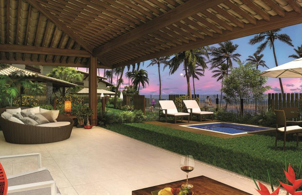Apartamento Beira Mar Com Jardim Privativo 7