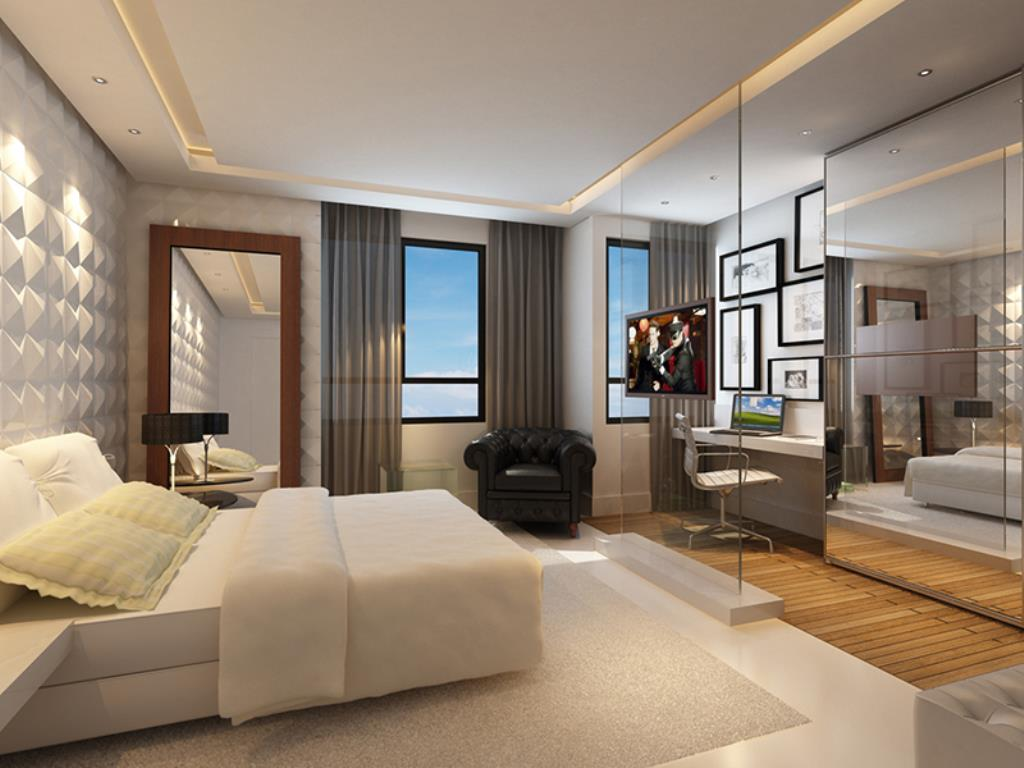 Apartamento com 2 su tes pituba venda for Case eleganti interni