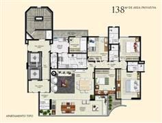 Apartamento Com 2 Suítes 9