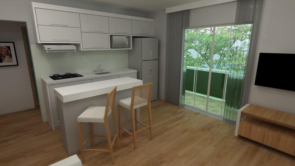 Apartamento Com Varanda 1
