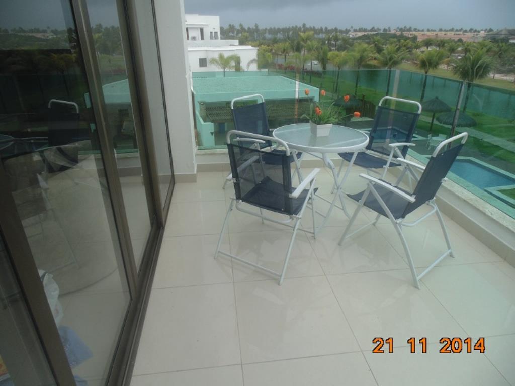 Apartamento Em Resort Em  10