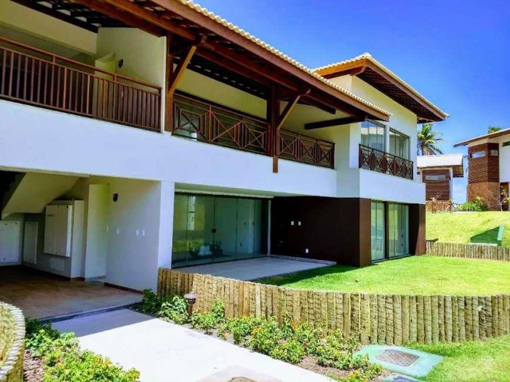 Apartamento Frente Mar Com Jardim Privativo 3