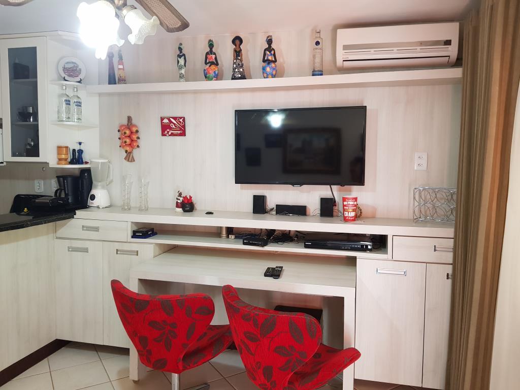 Apartamento Nascente Em Condomínio Arborizado 2