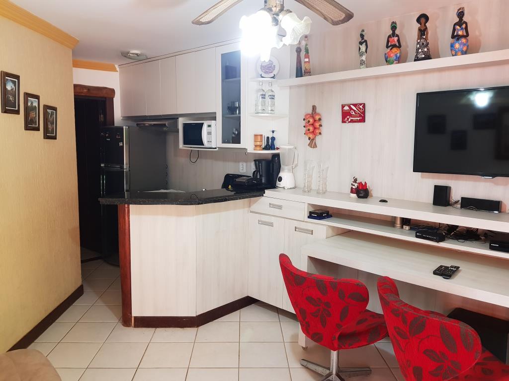 Apartamento Nascente Em Condomínio Arborizado 1