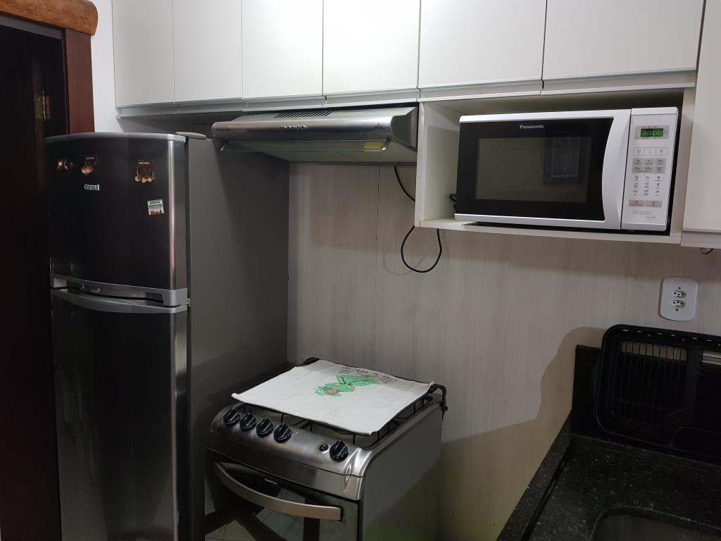 Apartamento Nascente Em Condomínio Arborizado 9
