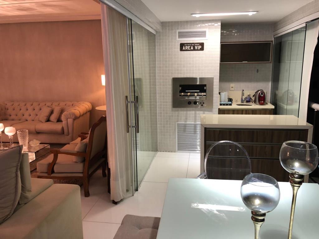 Apartamento No Condomínio Le Parc  3