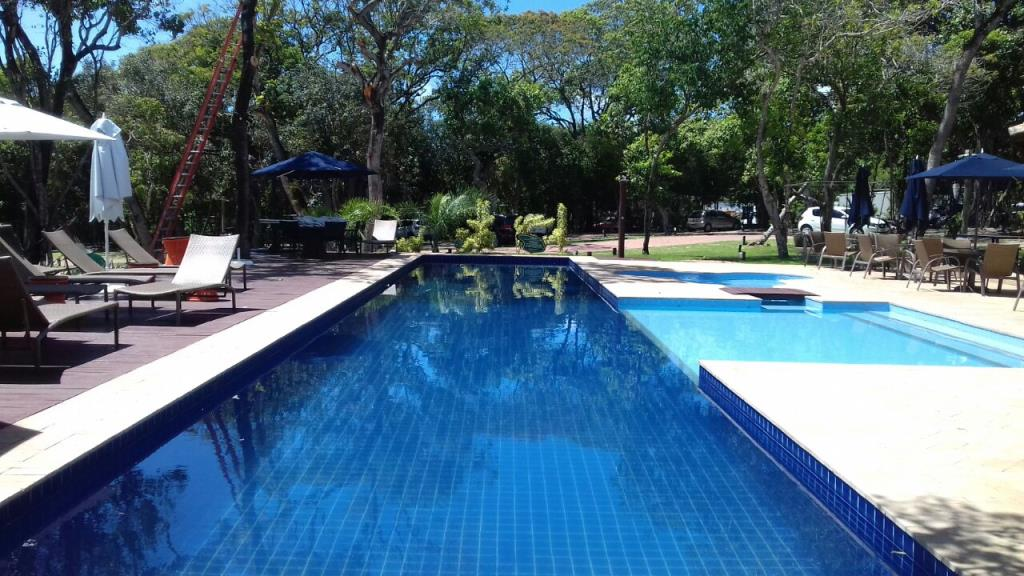 Apartamento Premium de 2 Quartos Próximo ao Lago Timeantube