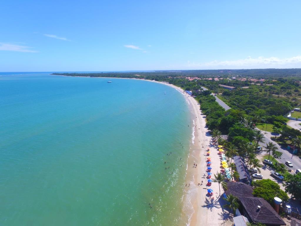 Aptº Front To The Beach Of Mutá 2