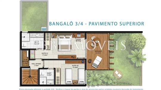 Duplex bungalows of 2 and 3 bedrooms 13