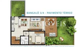 Duplex bungalows of 2 and 3 bedrooms 14