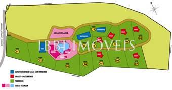Bungalows y casas de campo con dimensiones de tierra Varios 9