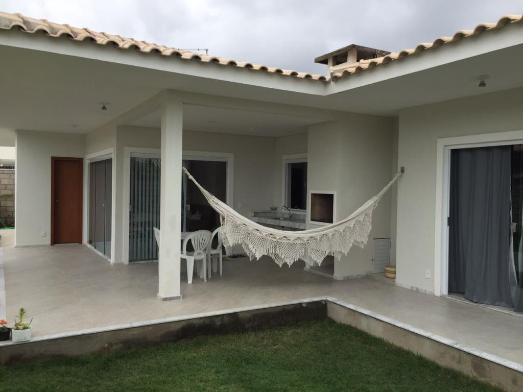 Beautiful Luxury Home With Structure Well Prepared And With Modern Style In Bairro Nobre 1