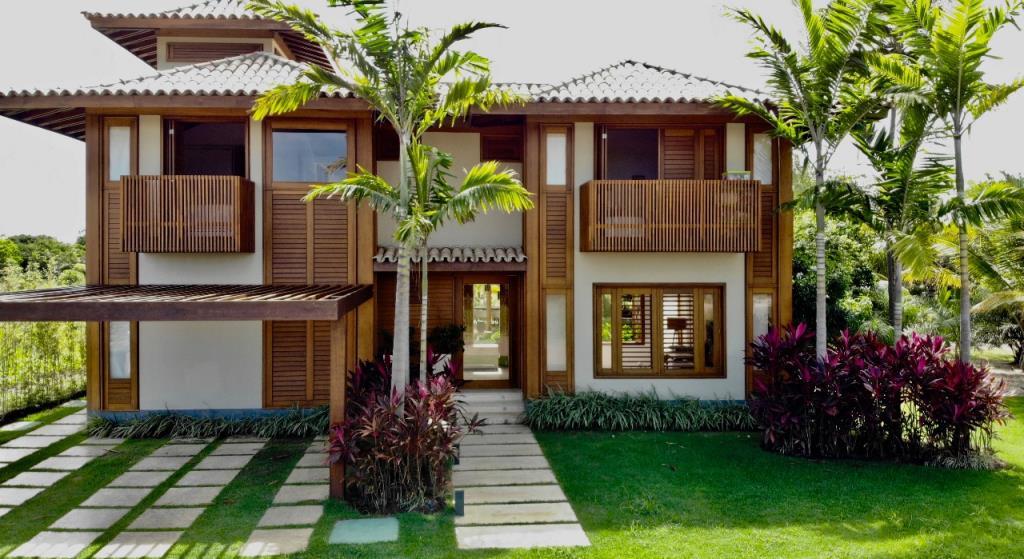 Bela Casa Em Condomínio De Luxo 2