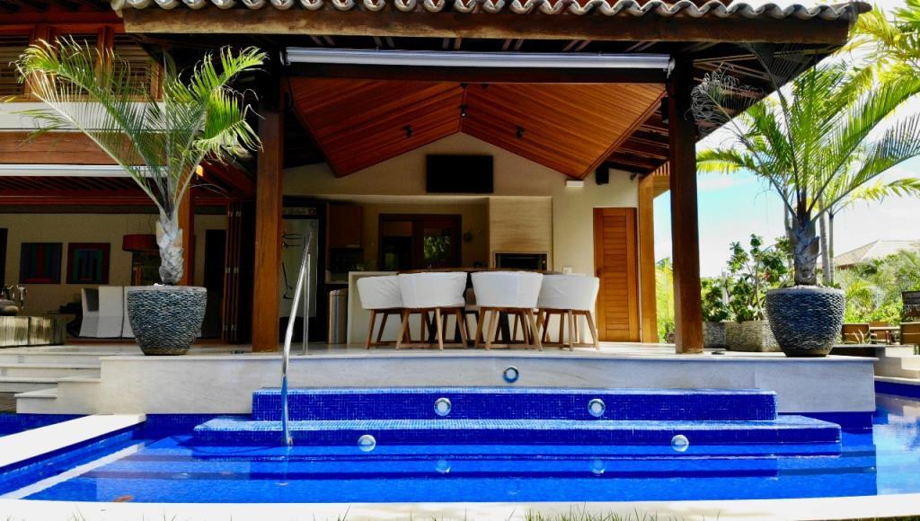 Bela Casa Em Condomínio De Luxo 8