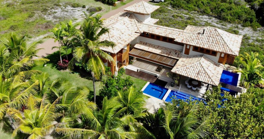 Bela Casa Em Condomínio De Luxo 10