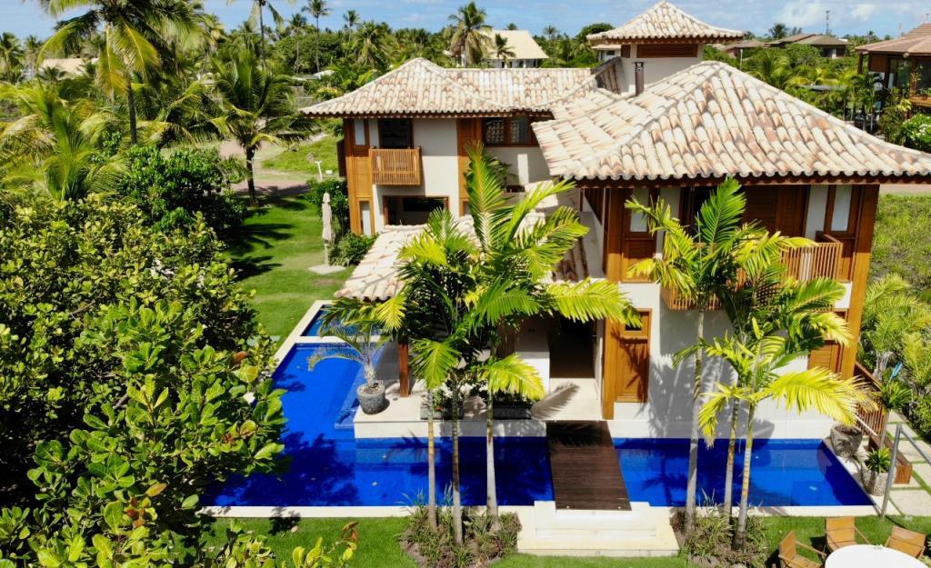 Bela Casa Em Condomínio De Luxo 9
