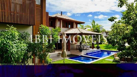 Bela Casa Em Condomínio De Luxo 12