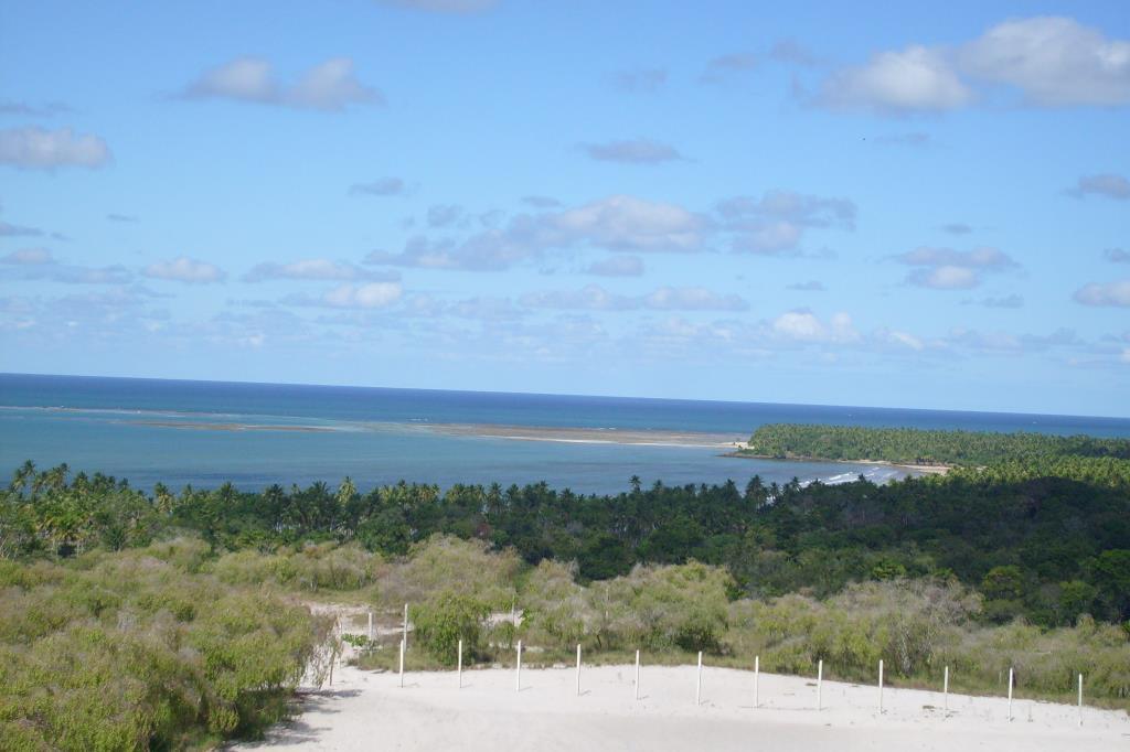 Belo Terreno Frente Á Mar  2