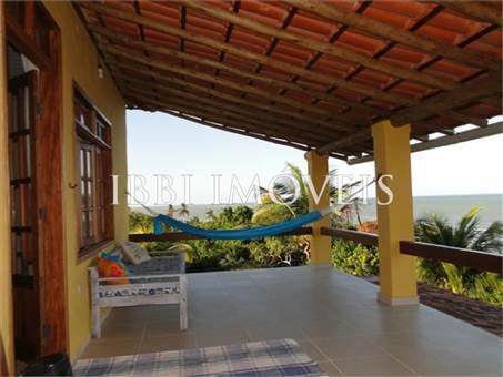 Casa Com Linda Vista Mar 5