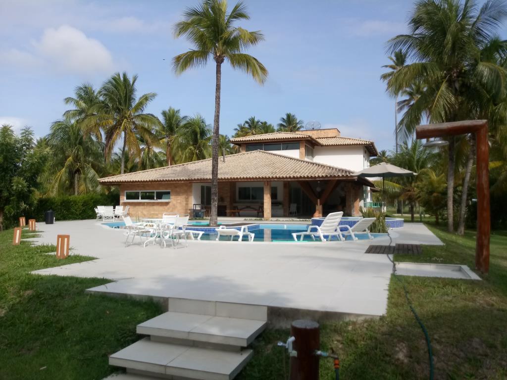 Casa De Alto Luxo Na 4ª Praia 2