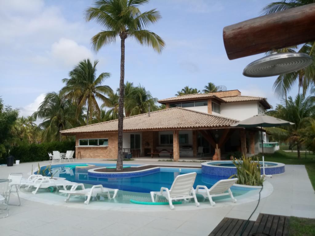 Casa De Alto Luxo Na 4ª Praia 8