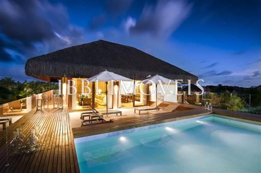 Casa De Alto Padrão Em Eco Resort 1