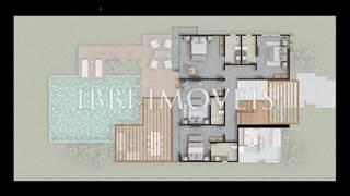 Casa en Construcción en Condominio Nuevo 11