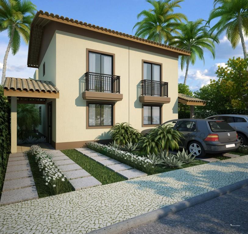 Casa estilo americano com 3 quartos cama ari venda for Casas estilo americano