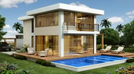 Casas 4 Quartos De Luxo 1