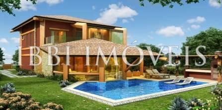 Casas 4 Quartos De Luxo 2