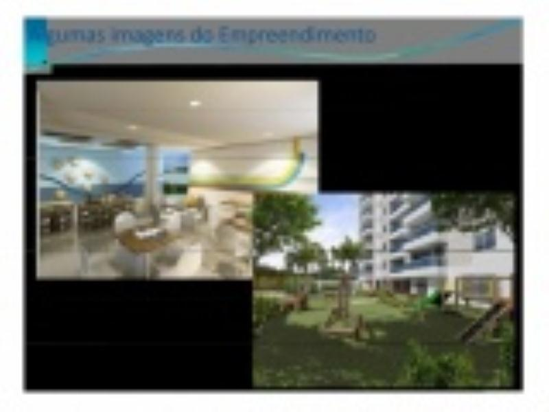 2 bedrooms 1 bathroom in Alphaville Paralela 7