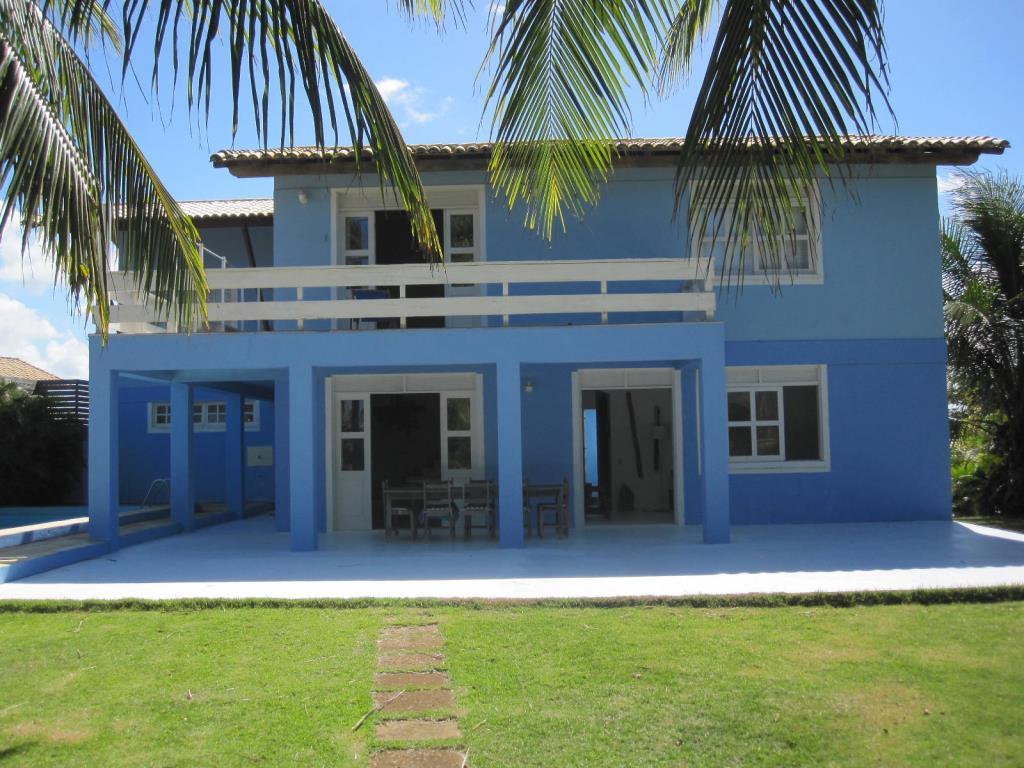Charmosa Casa Beira Mar  1