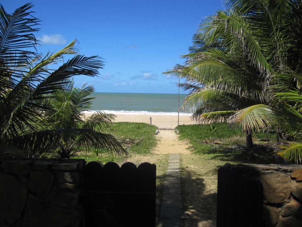 Charmosa Casa Beira Mar  2