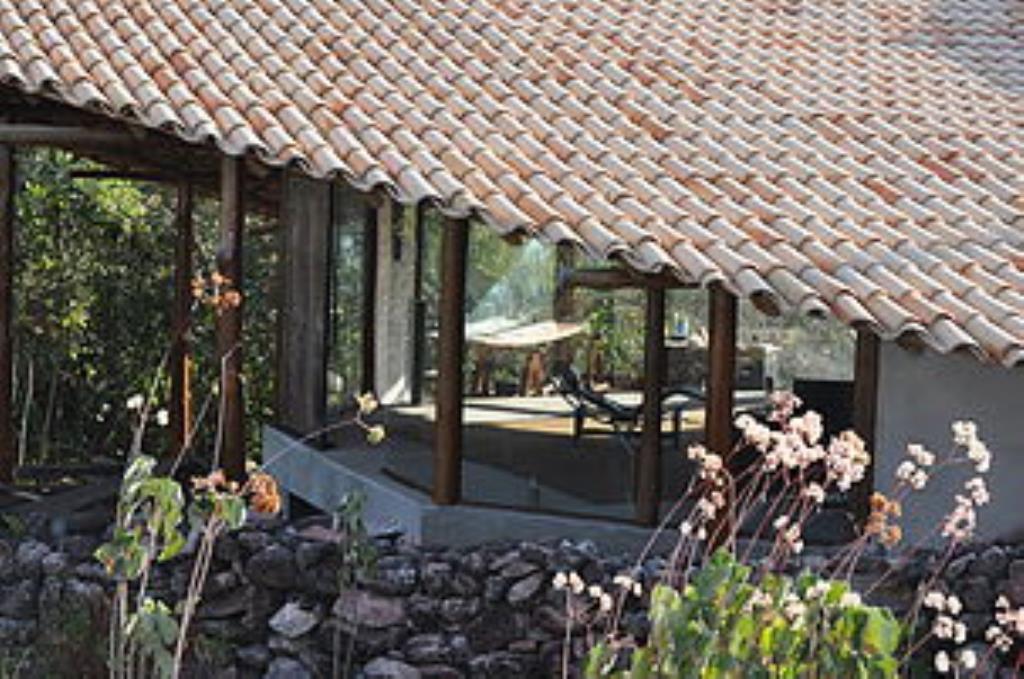 Eco House realizzato in un bellissimo e lussureggiante area nella Chapada Diamantina-Fogli 1