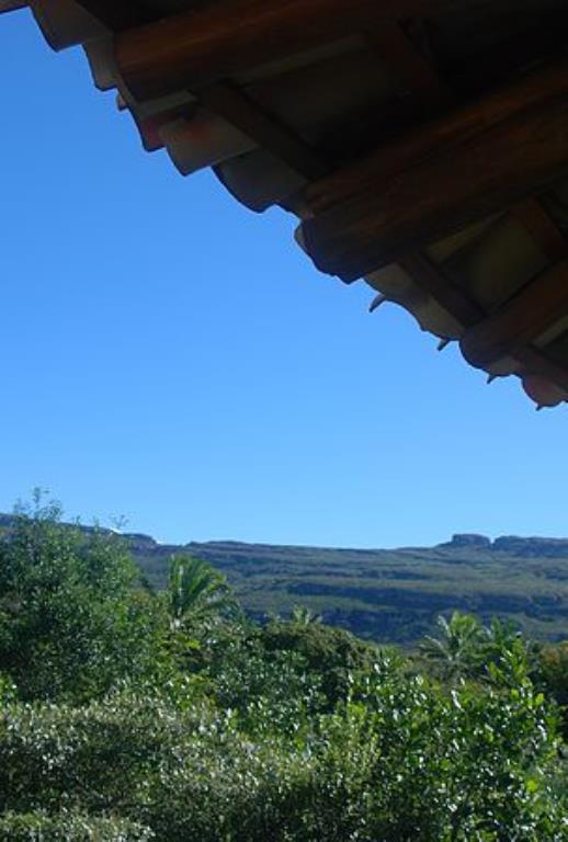 Eco House realizzato in un bellissimo e lussureggiante area nella Chapada Diamantina-Fogli 11