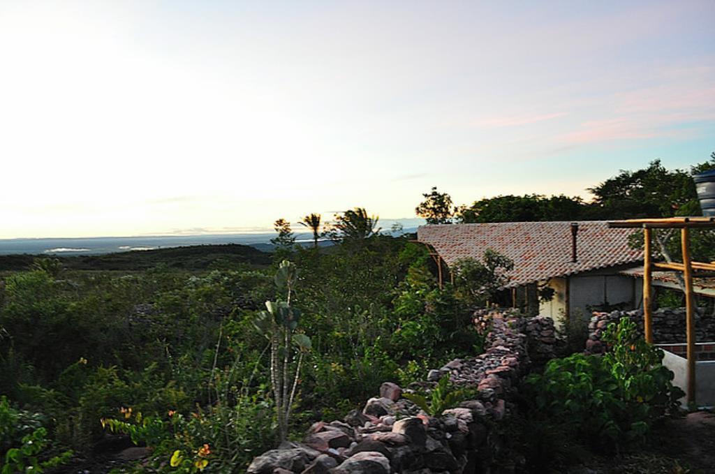 Eco House realizzato in un bellissimo e lussureggiante area nella Chapada Diamantina-Fogli 14