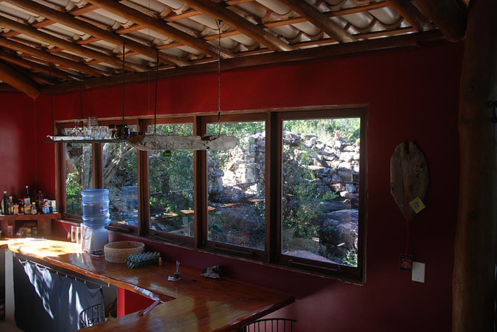Eco House realizzato in un bellissimo e lussureggiante area nella Chapada Diamantina-Fogli 15